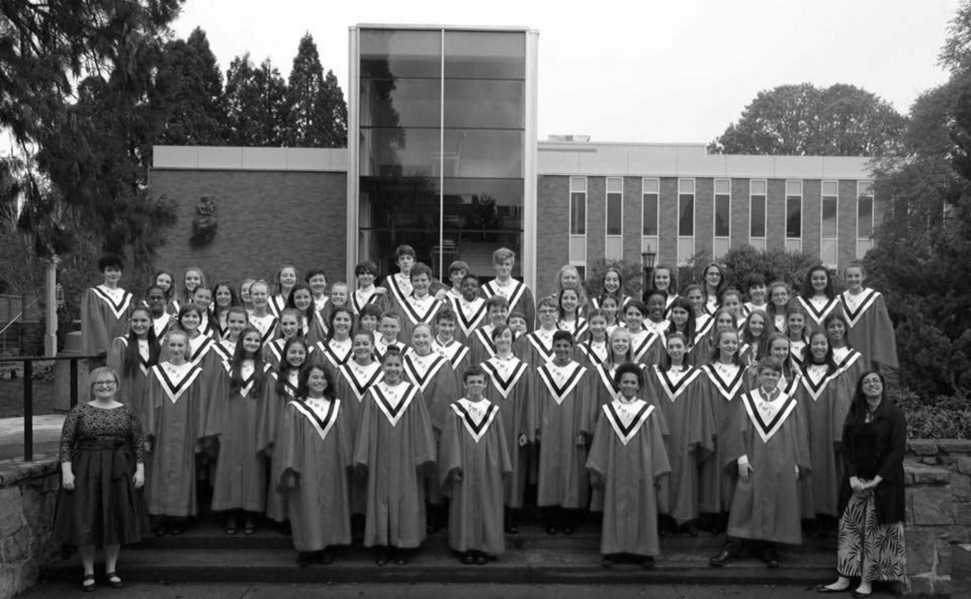 Jackson Middle School Choirs