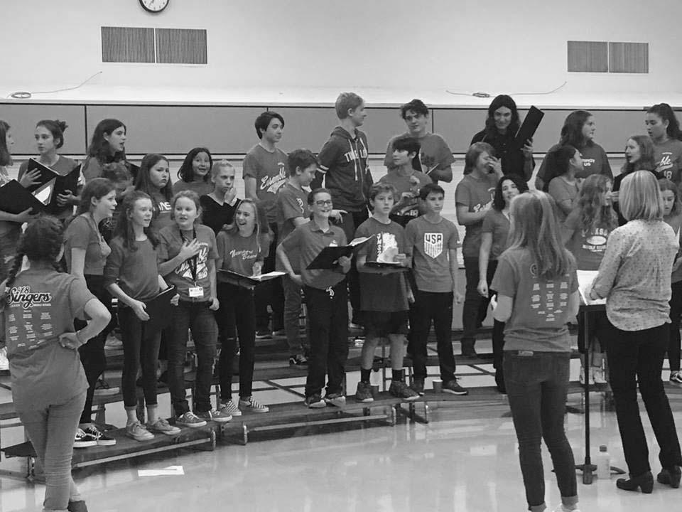 JMS Ensemble 2018 back to school night